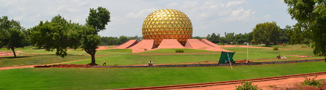 Image result for Images of Aurobindo Ashram Pondicherry.
