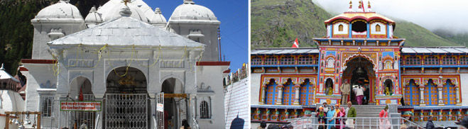 Do Dham Yatra Packages