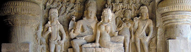 Ajanta Caves and Ellora Caves